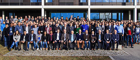 All participants of the SupraChem 2019 in Würzburg