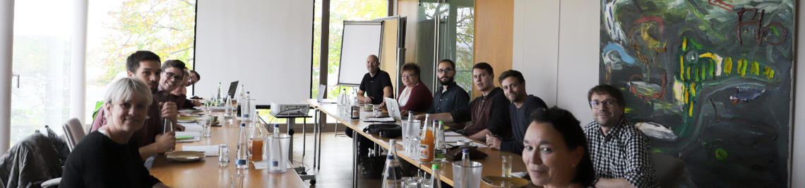 Group seminar, vogelsburg 2019