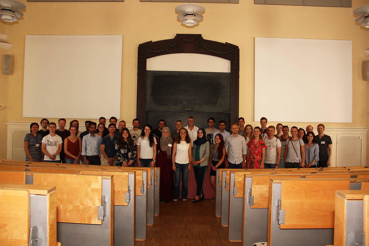 Sommerschule zu 3D Druck Technologien der Fakultät für Chemie und ...